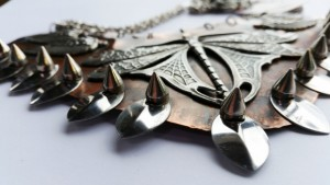 2 Warrior Breastplate closeup2